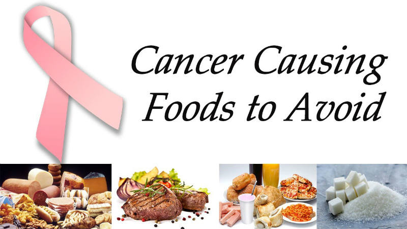 Top 5 Cancer Causing Foods You Must Be Avoided