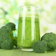 Broccoli Smoothie That Fights Against Cancer