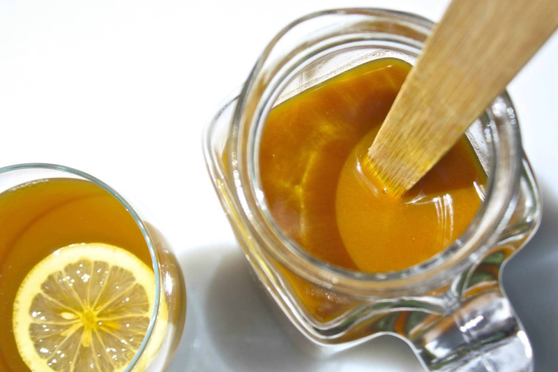 Turmeric Golden Honey – The Strongest Natural Antibiotic