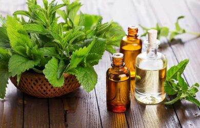 How to Clean Your Lungs Using Peppermint Oil