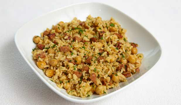 How to cook brown rice best ways to cook brown rice how to cook brown rice chick pea and ccuart Images