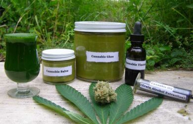 Treatment for Crohn's Disease with Cannabis - Reducing Pain, Inflammation and Diarrhea