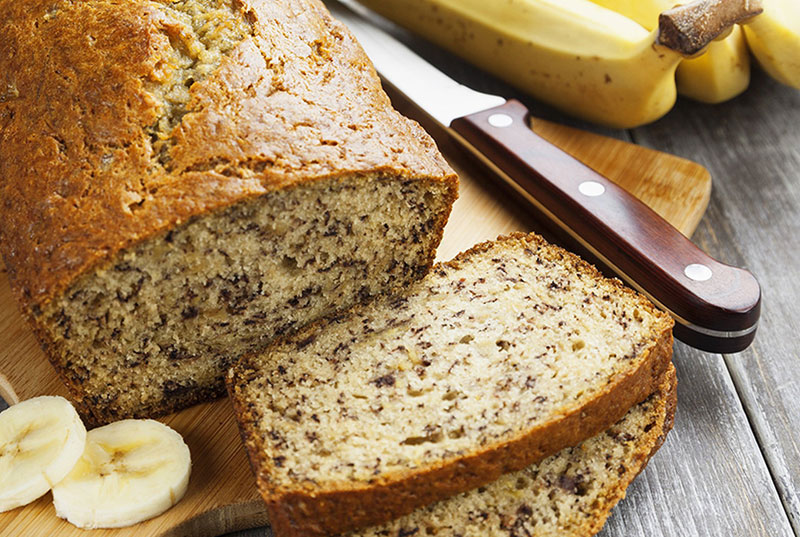 Wholemeal Banana Cake Recipe