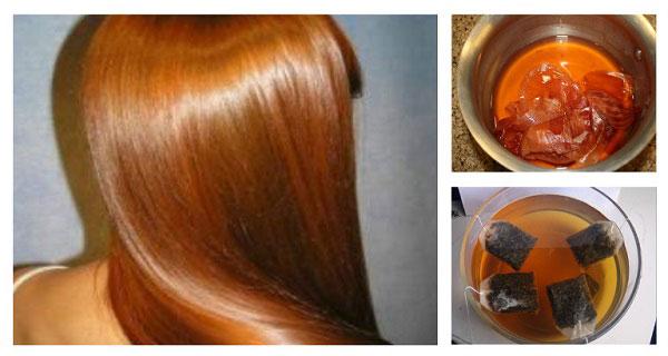 Natural Hair Dye - 3 Ways To Banish Your Gray Hair Naturally