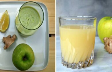 Homemade Colon Cleanse Juice