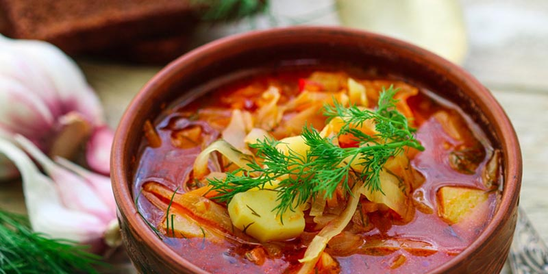 This Delicious Fat-Burning Soup will Help You to Lose Weight!