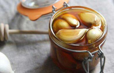 garlic honey remedy