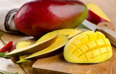 mango nutrition facts benefits