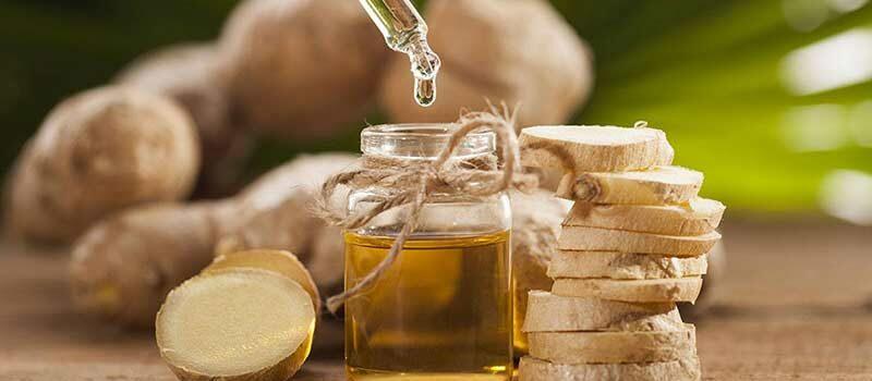 ginger oil benefits