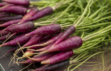 purple carrot benefits nutrition