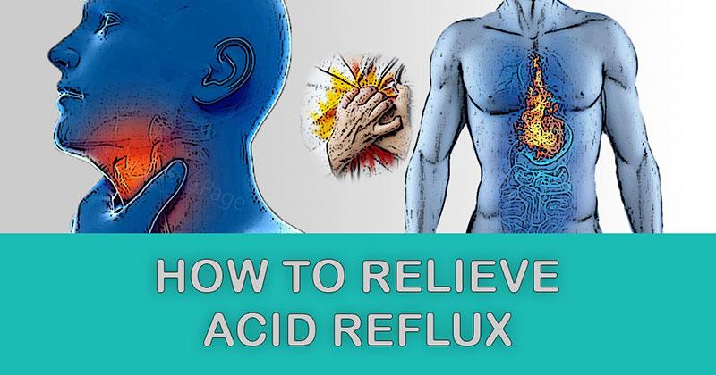 Food Getting Stuck In Throat Acid Reflux