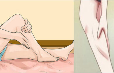 Treat Nighttime Leg Cramps