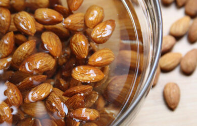 Soaking Nuts Seeds
