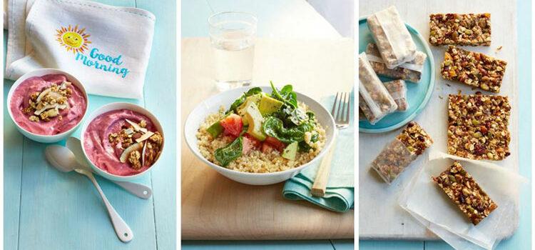 Weight Loss Breakfast Recipes
