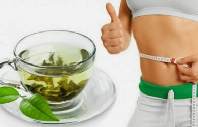 Fat-Burning Tea